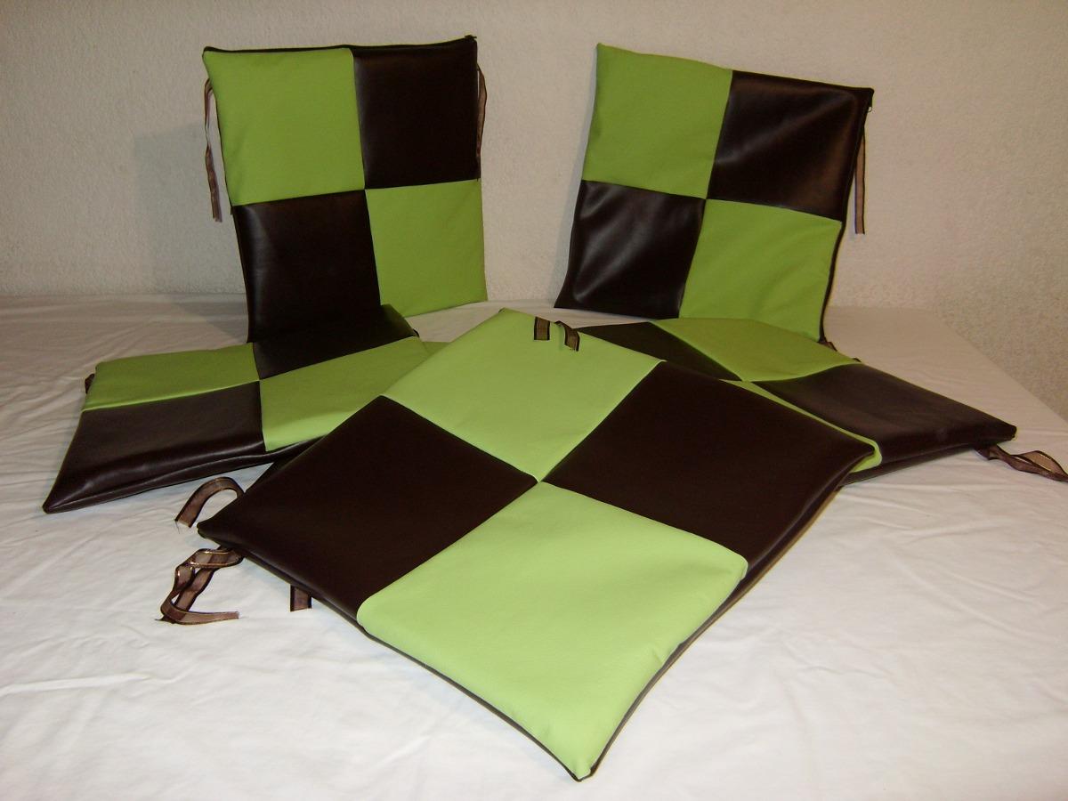 Bonito cojines para sillas de comedor galer a de im genes - Cojines para sillas ...