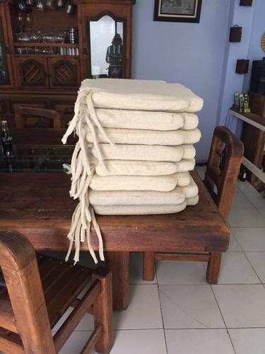 cojines para sillas de comedor