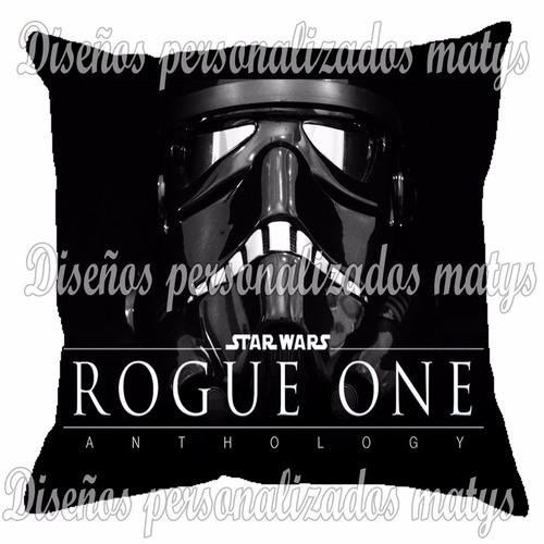 cojines personalizados star wars rouge one