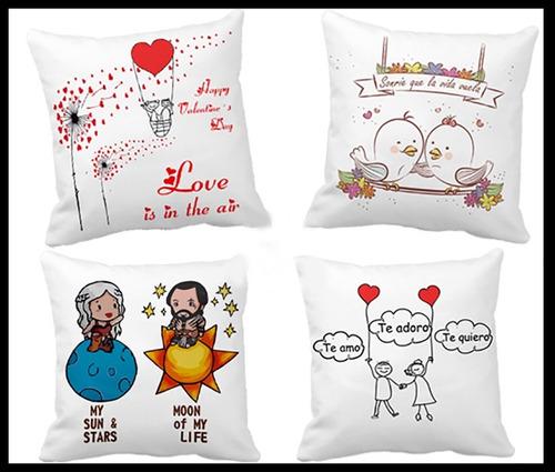 cojines personalizados toda ocasión  amor