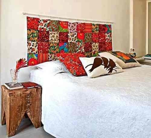 cojines preciosos para respaldo de cama desde.....