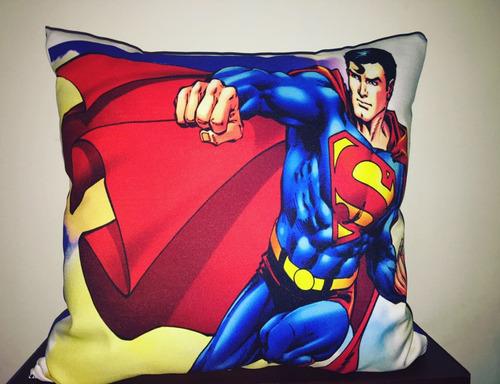 cojines super heroes