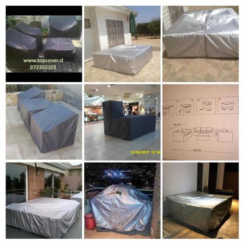cojines y/o fundas para muebles de terraza topcover