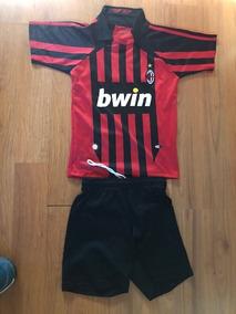 Milan De Pantalon Cojunto Y Camiseta 78 Niño Futbol Talle qj4RL3A5