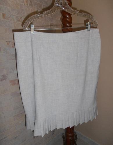 cojuntos de dama blusa con falda ropa de dama como nueva