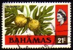 col 01206 bahamas 393 frutas da região u