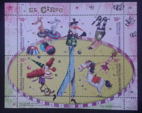 col-032 argentina, o circo - nnn