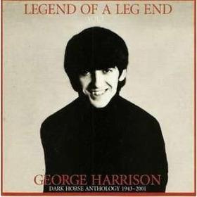 Col. 4 Cds- George Harrison-legend Of A Leg End 1&2 - Flivre