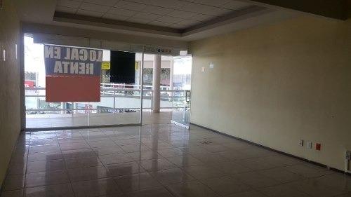 col. acapatzingo local ubicado en plaza comercial, zona sur