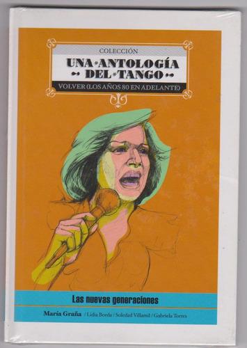 col. antología del tango libro + cd nuevos ¡oferta! nº10