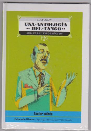 col. antología del tango libro + cd nuevos ¡oferta! nº15