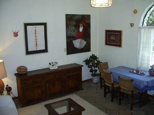 col. centro cuernavaca departamento amueblado