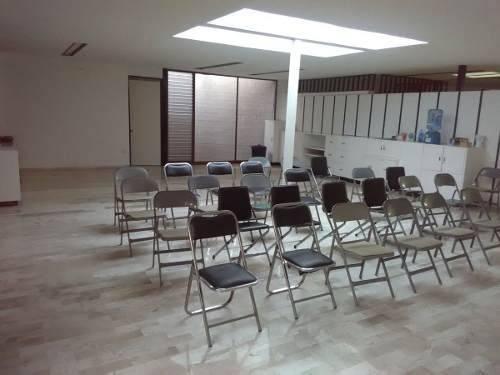 col. chapultepec oficinas en zona céntrica.