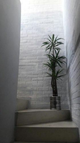 col. los laureles venta de casa de 2 niveles en privada