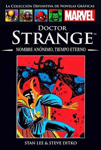 col. nov. gráficas: doctor strange - nombre anónimo... (iii)