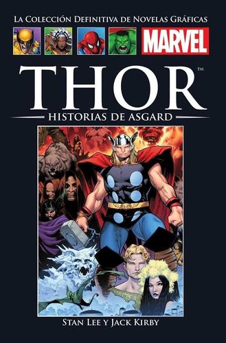 col. nov. gráficas salvat : thor: historias de asgard (ii)