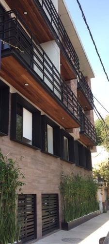 col. postal, sólo 17 departamentos con 3 recámaras y balcón