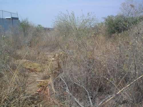 col. rancho tetela terreno en fraccionamiento