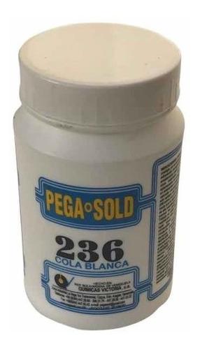 cola blanca 500 grs pega sold 236 para madera cartón anime