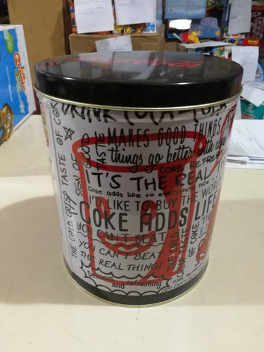 cola coleccionables lata coca