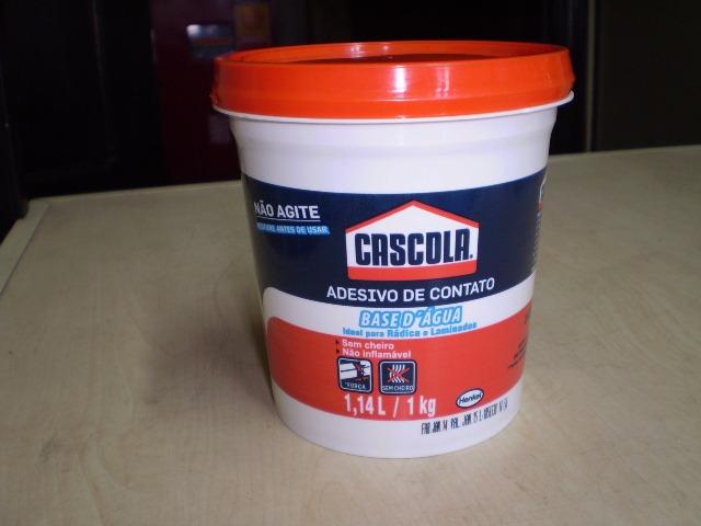 Aparador Salon Blanco Y Negro ~ Cola De Contato Formica cascola A Base Dagua, 1k R$ 101,99 em Mercado Livre