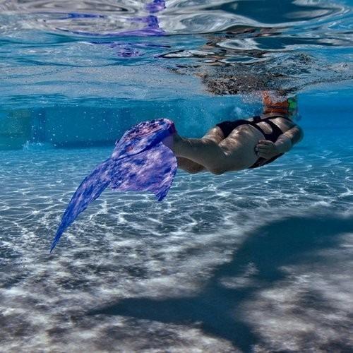 cola de la sirena finis mermaid swim fin