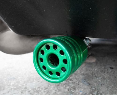 cola de mofle de lujo para carro o camioneta