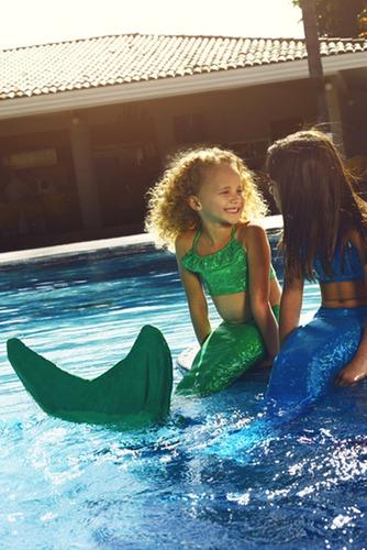 cola de sirena y monoaleta mermaids123 jellyfish
