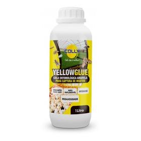 Cola Entomológica Yellowglue 1litro Amarillo, Cola Amarela