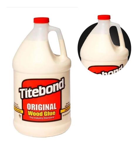 cola original p/ madeira wood glue 4,1 kg 6017064 titebond