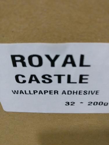 cola papel de parede profissional 200g