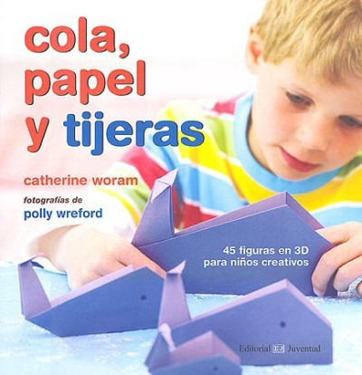 cola, papel y tijeras(libro )