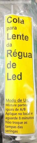 cola para (lente) de led