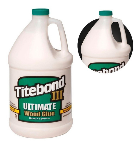 cola para madeira ultimate wood glue 4,1kg 6021173 titebond