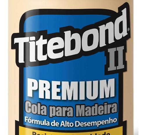 cola premium wood glue para madeira 1,03 kg 6006252 titebond
