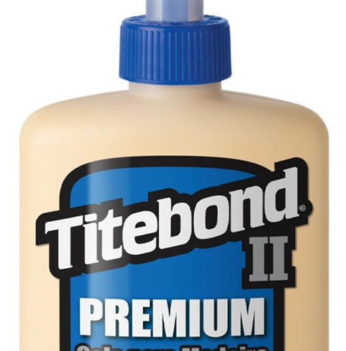 cola premium wood glue para madeira 258g 6028324 titebond