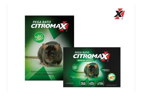 cola ratos e camundongos ratoeira adesiva citromax