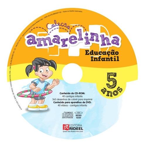 colação amarelinha  educação infantil 5 anos