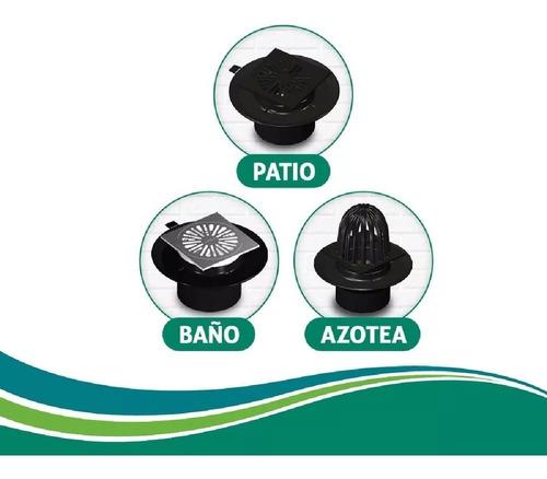 coladera de azotea rotoplas 210058