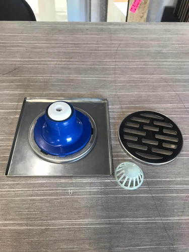 coladera inteligente anti-olores y anti-bichos project 8107