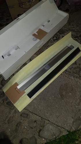coladera lineal de 80 cm