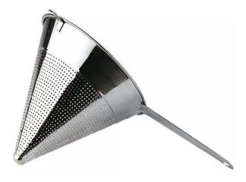 colador chino acermel n° 18 acero inoxidable