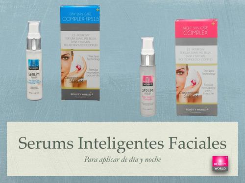 colágeno antiedad facial night skin care complex