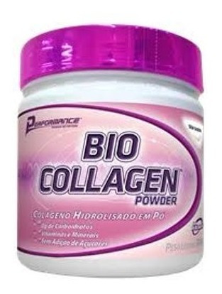 colageno - collagen powder 300g - performance (uva)