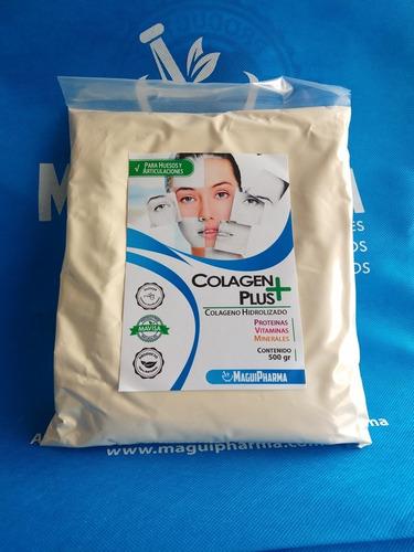colágeno hidrolizado  1 kilo - origen brasil