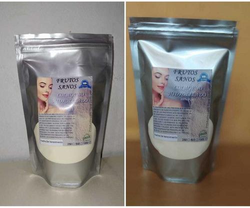 colageno hidrolizado 100 % puro 500 gr