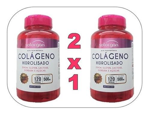 colageno hidrolizado 120 capsulas