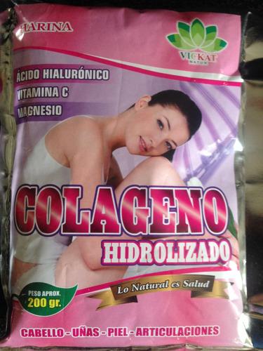 colágeno hidrolizado 200 gramos