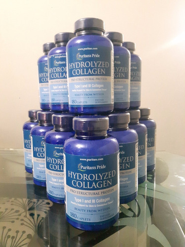 colageno hidrolizado - 360 cap + envio gratis - original