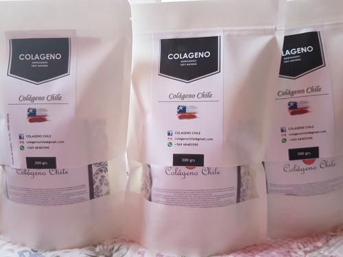 colageno hidrolizado + chia